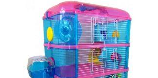hamster jaula